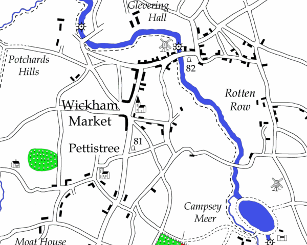 Extract: Wickham Market